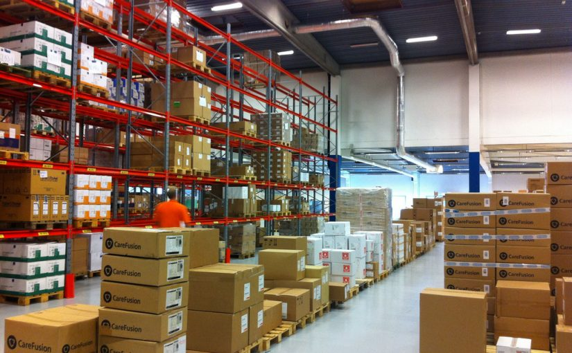 Warehouse Surveillance Helps Optimize eCommerce Operations