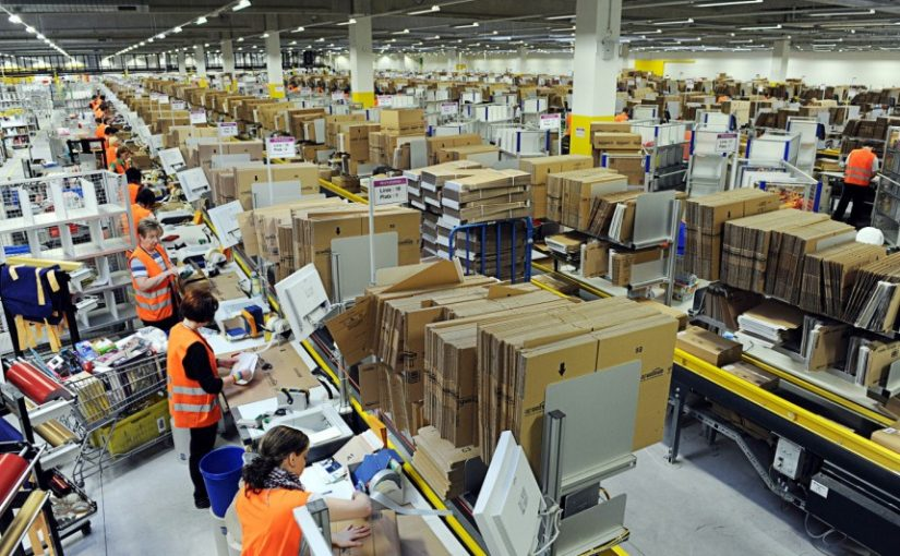 How ESurveillance for Warehouse can help address major Challenges