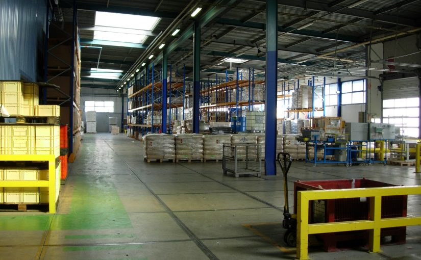 Warehouse Surveillance & other tips to secure your Warehouse