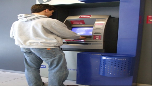 ATM Surveillance Service – Making bank customers feel secure