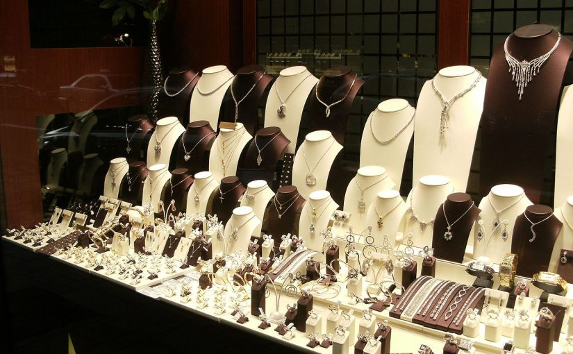 Protect Your Jewelry Store Against Growing Crime Spree
