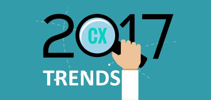 4 Leading Customer Experience Trends in 2017