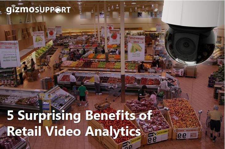 5 Surprising Benefits of Retail Video Analytics