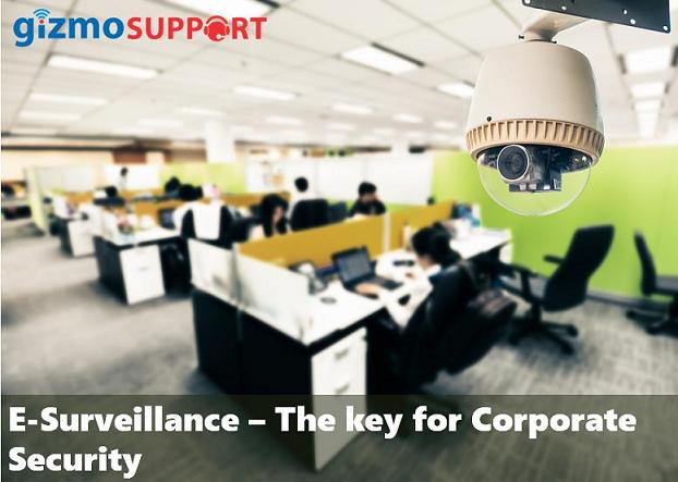 E-Surveillance – The key for Corporate Security