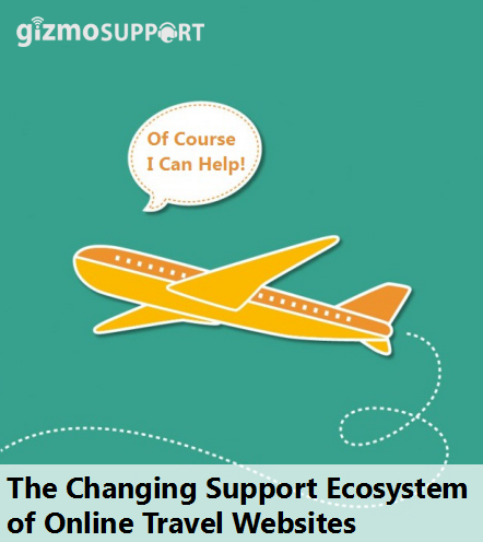The Changing Support Ecosystem of Online Travel Websites