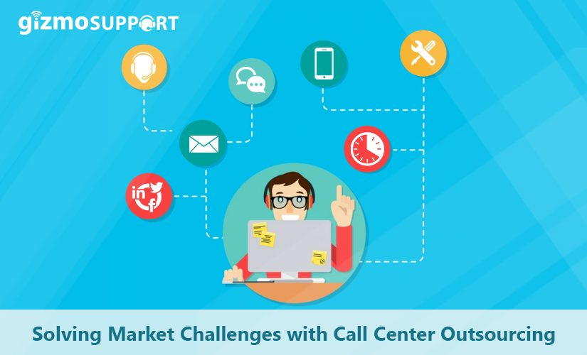 Solving Market Challenges with Call Center Outsourcing
