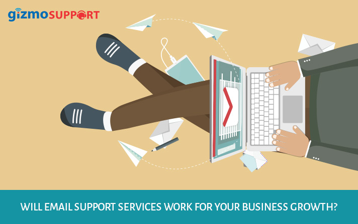 Will Email Support Services Work for Your Business Growth?